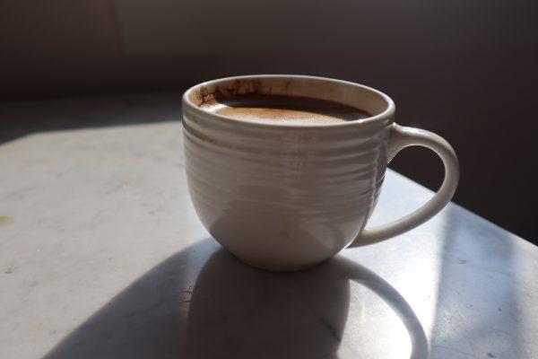espresso sunlight