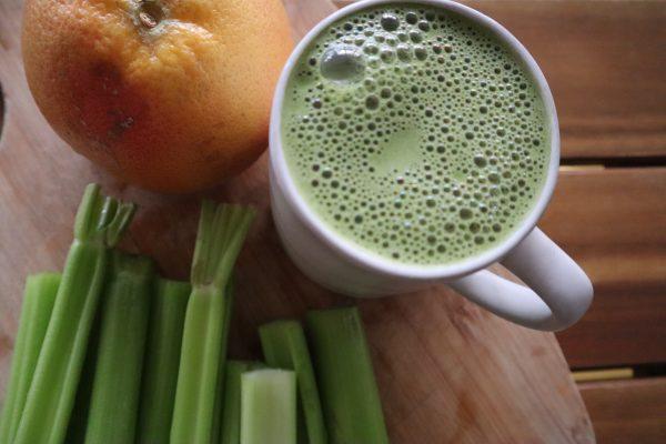 simple pleasures plant foods matcha latte