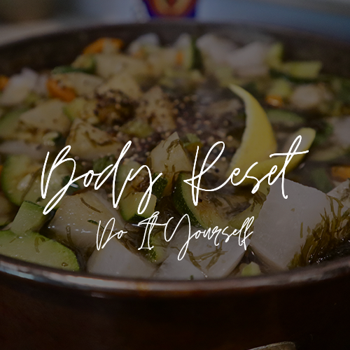 10-Day Body Reset with Katie Trussell (DIY)