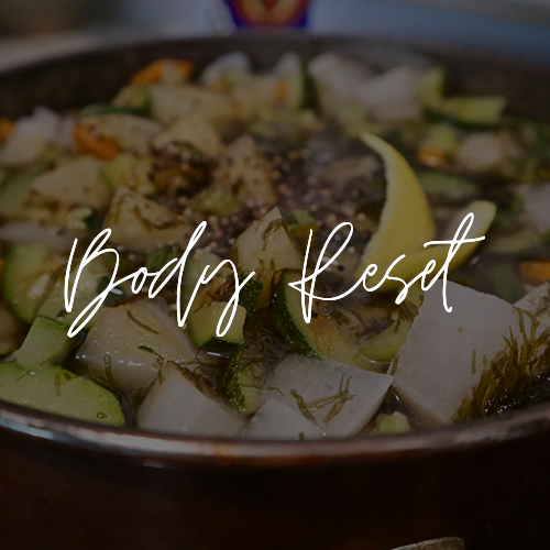 10-Day Body Reset with Katie Trussell