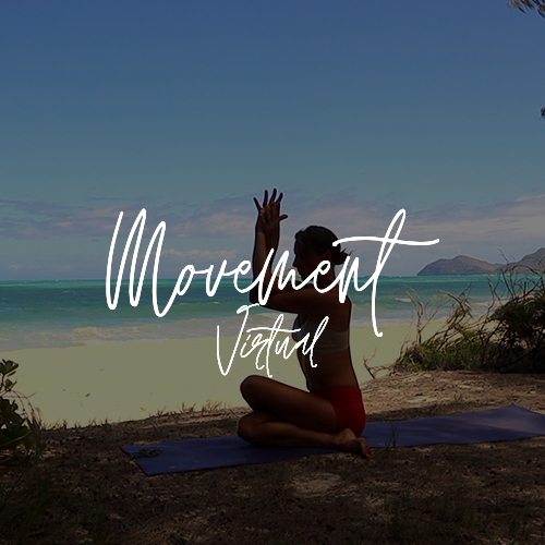 Virtaul Movement with Katie Trussell